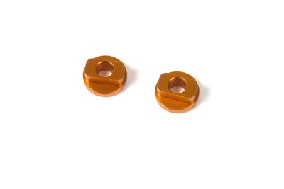 XRay Alu Radio Plate Multi-Flex Bushing - Fixed (2)