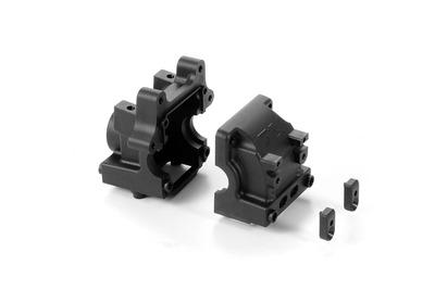 XRay Xb8 Diff Bulkhead Block Set Front/Rear