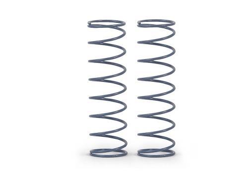 XRAY XB808 Rear Spring Set C = 0.57 - Grey-Blue (2)
