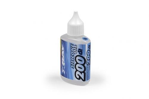 Premium Silicone Shock Oil 200Cst (25W) 35 ml 20W / 200W (Cst) 35 ml