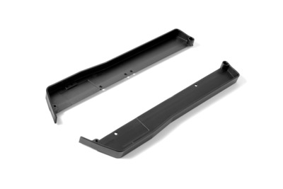 XRay Composite Chassis Side Guards L+R - Medium
