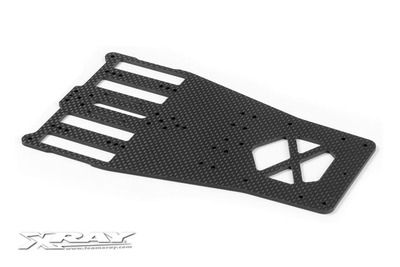 XRay Xii Chassis - 2.5mm Graphite
