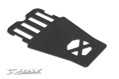 XRay Xii Link Chassis - 2.5mm Graphite