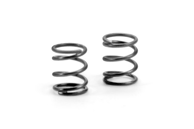 XRay Spring 4.25 Coils 3.6X6X0.5mm; C=3.0 - Grey (Soft) (2)