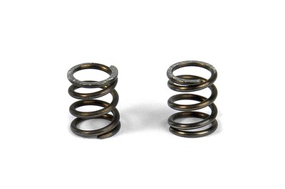 XRay Front Coil Spring 3.6X6X0.5mm; C=6.0 - Grey (2)