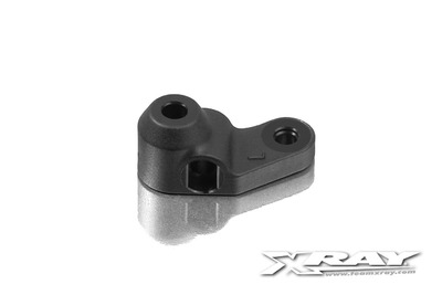 XRay Composite Steering Block - Left - Hard