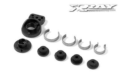 XRay Composite Servo Saver - X-Stiff - Set