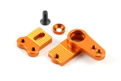 XRay X1 Alu Adjustable Servo Saver Set