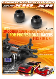 XRay Composite Pivotball Universal 6.0 mm (2)