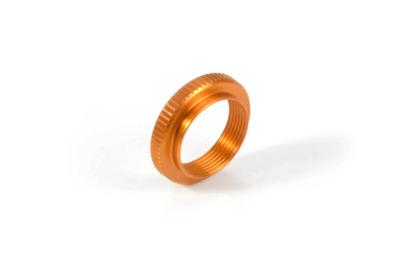 XRay Alu Shock Adjustable Nut - Orange