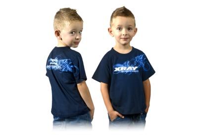 XRay Junior Team T-Shirt (12/14 - 152-164Cm)