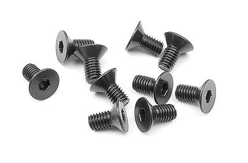 Hex Screw SFh M3X6 (10Pcs/XB8)