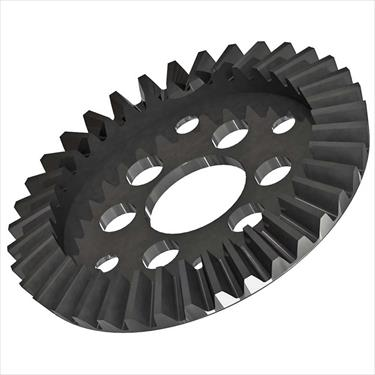 Arac3710 Arrma CNC Mtl Crown Gear 37T 4X4 775 Blx 3S 4S
