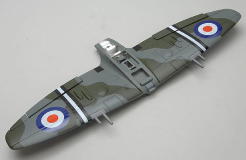 Main Wing + Push Rods - Spitfire