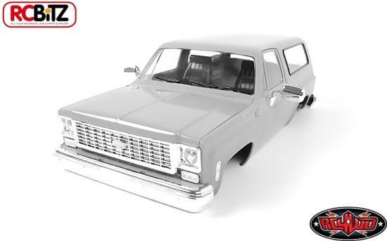 RC4WD Chevrolet Blazer Hard Body Complete Set - 287mm Wheelbase