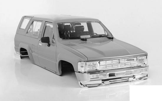 RC4WD 1985 Toyota 4Runner Hard Body Complete Set - 287mm Wheelbase