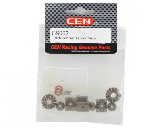 CEN Differential Bevel Gear Genesis