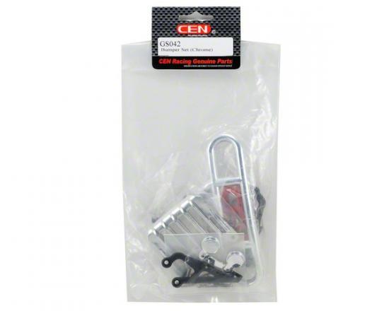 CEN Bumper Set (Chrome) Genesis