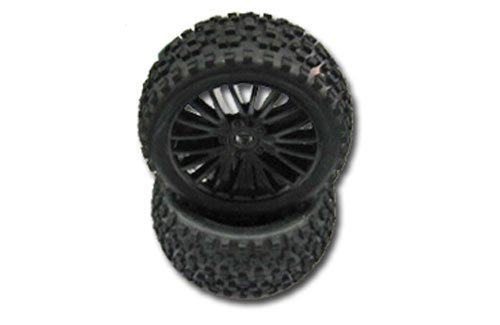 Rear Tyres (Wolf)