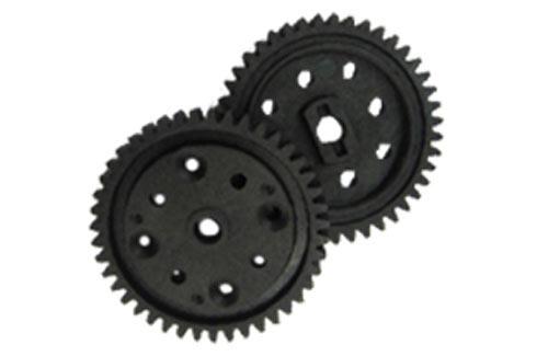 Spur Gear-53T Plastic (2 pcs)