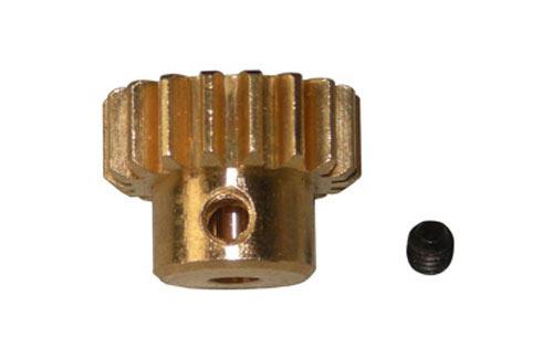Motor Gear-18T/Lock Nut(M3 x 3)