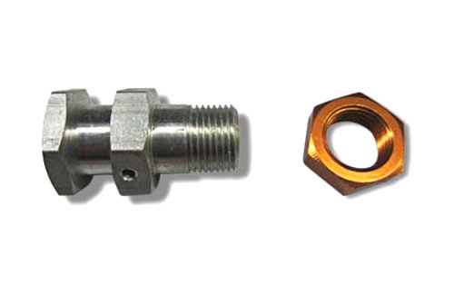 Hex Adaptor/Nut M12 - Maximus