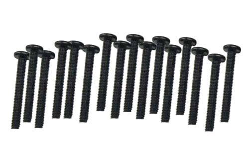 B Head screw 3 x 24mm(16 pcs)