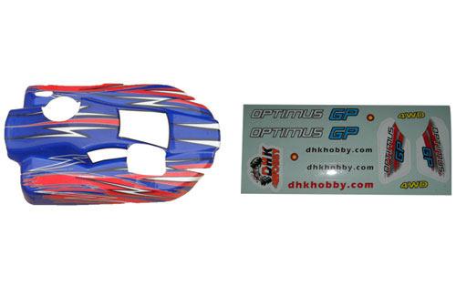 Painted Body (PC) - Optimus GP
