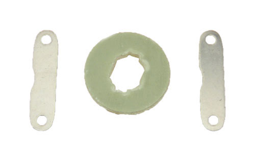 Brake Pad/Disc Set-Opt/MaxGP