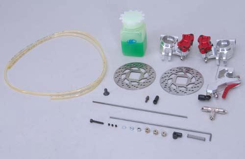 Collari Hydr.Brake - Rr Axle - Set