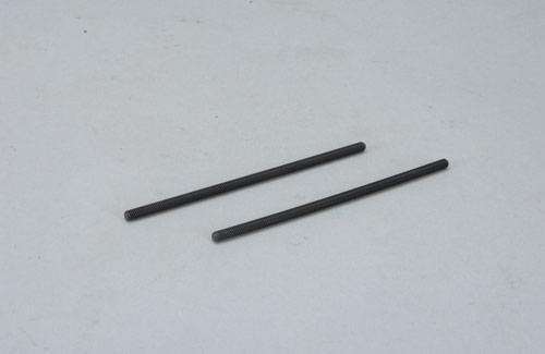 Thread Rod M4x100mm (Pk2)