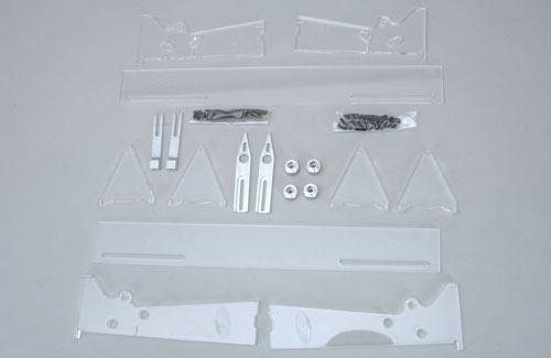 Adjust Caliper -Front/Rear Axle Set