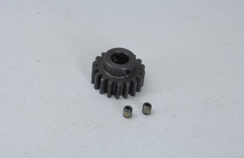 Steel gearwheel 18 teeth