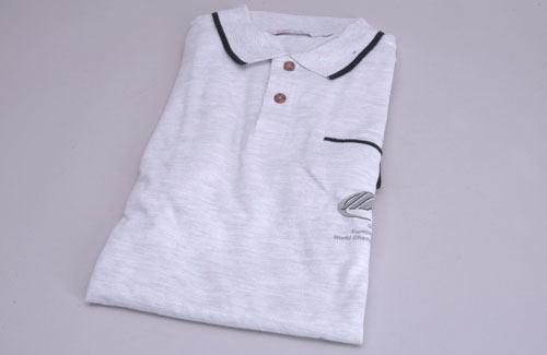 FG Team Polo Shirt XXL Light-Grey