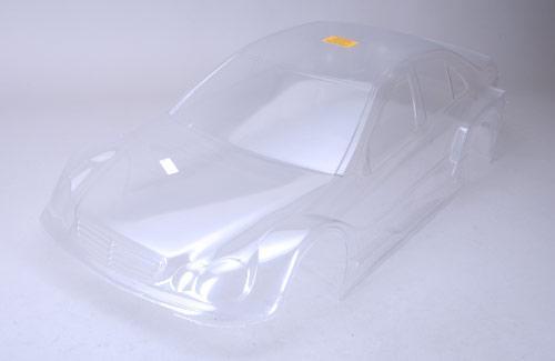 Rear bumper Merc C-Cl DTM 06 2mm