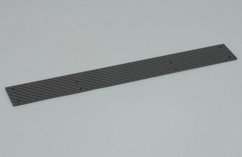 Carbon Spoiler Brace Merc C-Class