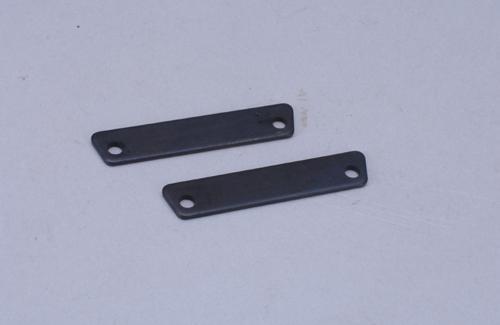 Steel brake plates (Pk2)