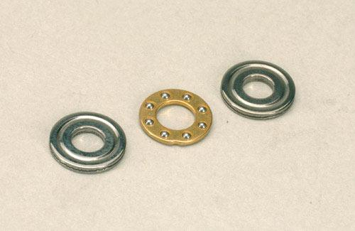 Thrust Ball Bearing 5x12x4