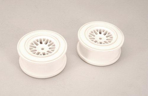Front Wheel For F1 White (Pk2)