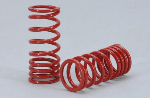 Damper Spring F1 Progr 2.4x48 Red ** CLEARANCE **