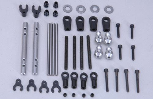 Stabilizer F1 Front/Rear Set