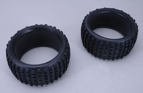 FG Baja Tyres M Wide W/Inserts (Pk2)
