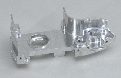 Alloy front axle housing right 4WD