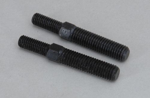 Wishbone thread rod M10/M8x66mm 2pc