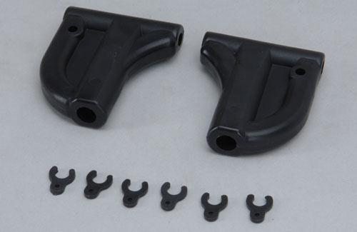 Front upper plastic wishbone 4WD, 2
