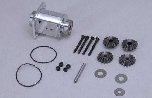 Alloy differential 4WD complete set