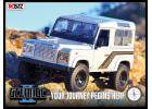 RC4WD Gelande II Truck Kit with Defender D90 Body Set