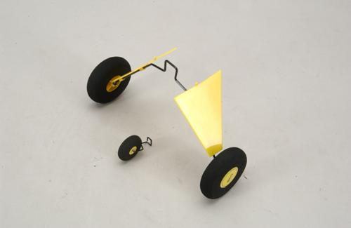 Landing Gear Set - J3 Cub