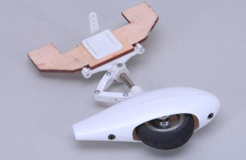 Nose Gear - Cessna 182