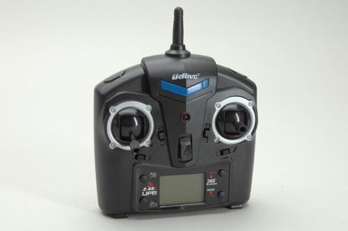 Udi UFO Quad Transmitter